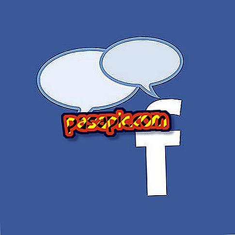 Kuidas kasutada Facebooki vestlust ilma registreerimata