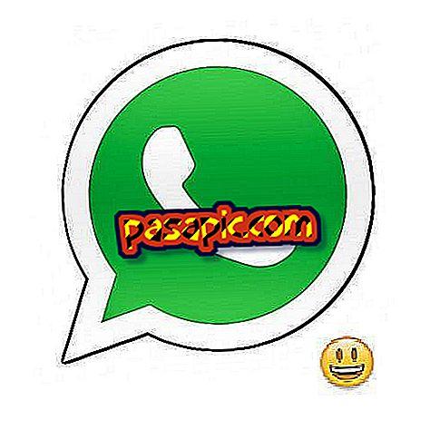 Como adicionar um emoticon ao meu status do WhatsApp