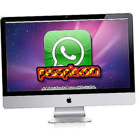 Kako uporabljati WhatsApp za Mac
