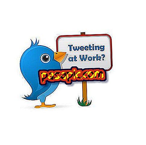 ट्विटर को काम पर कैसे अनब्लॉक करें