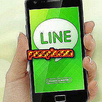 Come inviare la tua posizione con Line da un dispositivo Android