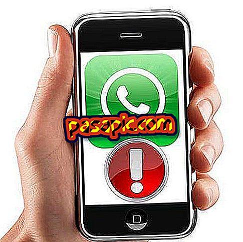 Come cambiare il suono delle notifiche di WhatsApp su iPhone - Internet