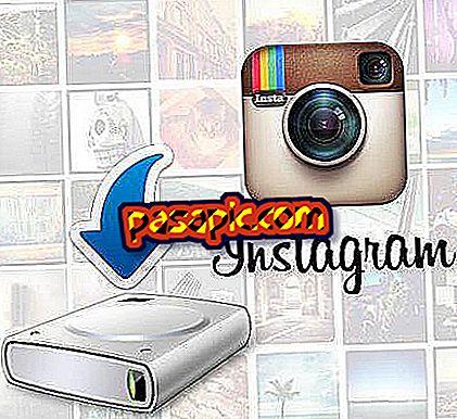 كيفية عمل نسخة احتياطية لصوري Instagram