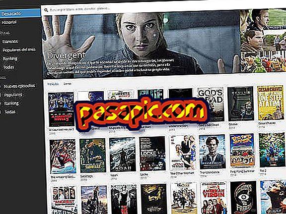 Cuevana filmek és sorozatok online megtekintése