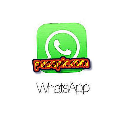 Comment est la nouvelle mise à jour de WhatsApp pour iPhone