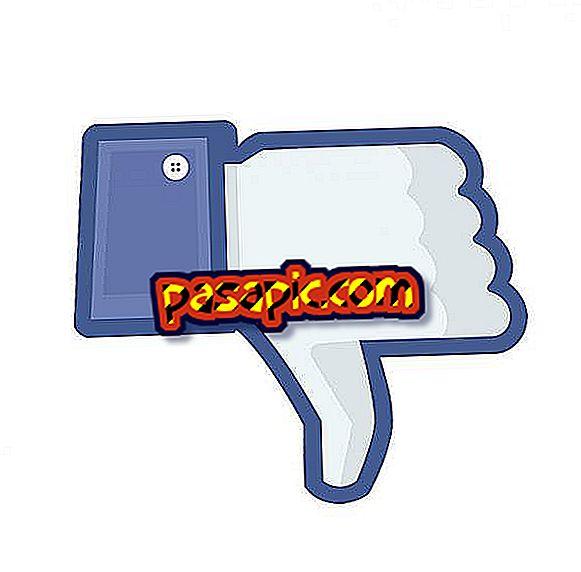 """Kā pateikt """"Man nepatīk"""" Facebook"""