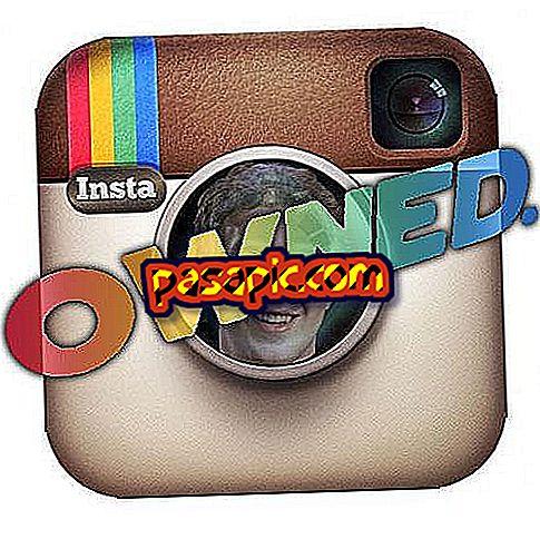 Kuidas alla laadida fotod Instagrami tellimuse lõpetamiseks