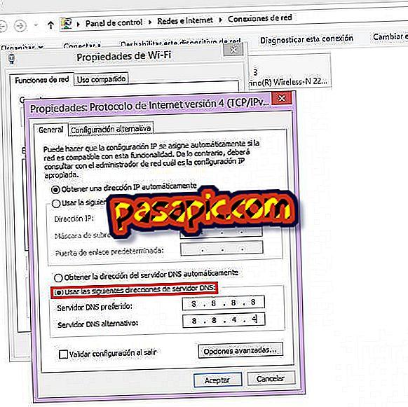 Come cambiare DNS in Windows 8 - Internet