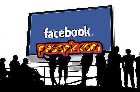 Come rendere il mio Facebook non pubblico