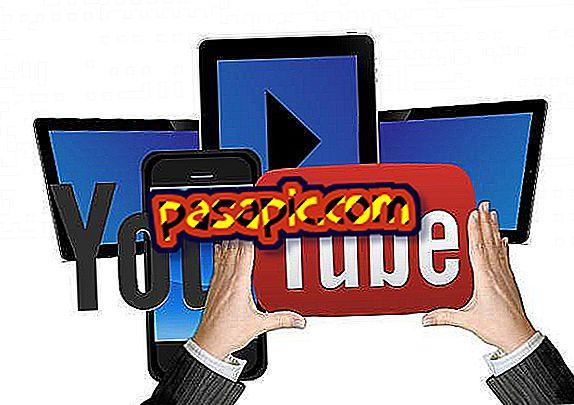Come cambiare la mia immagine del profilo su YouTube - Internet