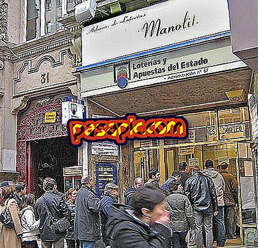 Ako kúpiť vianočné lotérie v Doña Manolita - hračky a hry