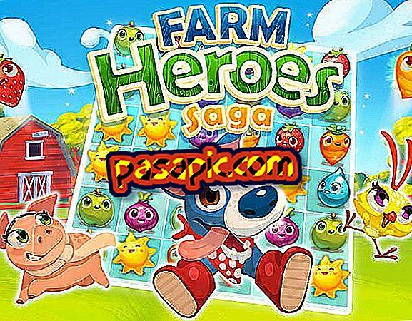 Како играти Фарм Хероес Сага