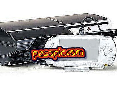 Ako pripojiť PSP k PlayStation 3 pomocou USB - hračky a hry