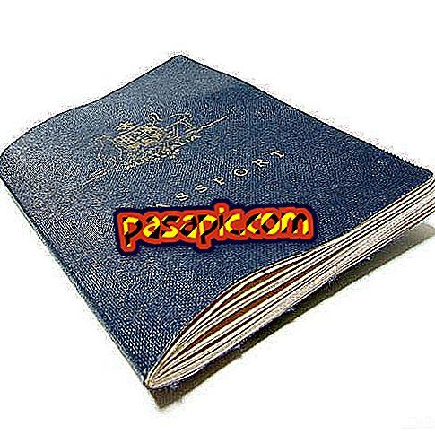 パスポートを更新するために以前の予約を要求する方法