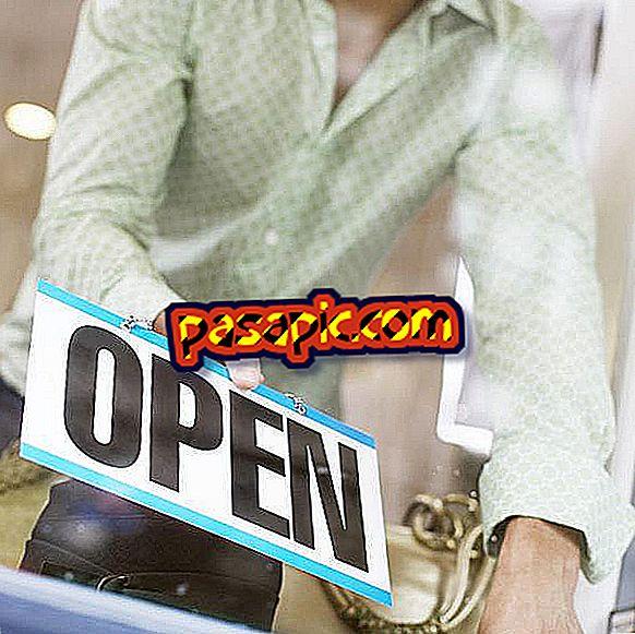 Hvordan å be om en åpnings lisens