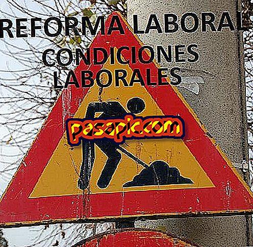Hvordan Arbeidsreformen påvirker meg: Arbeidsforhold