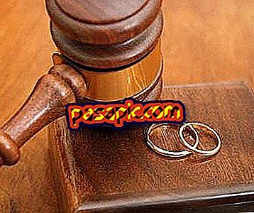 Koliko stane razveza, če sodnik poseže
