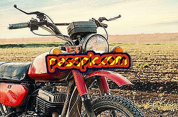 Kako preprečiti krajo motocikla - motorna kolesa