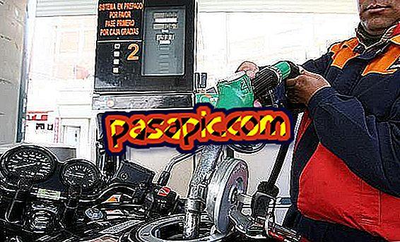 Perché la mia moto spende molto gas