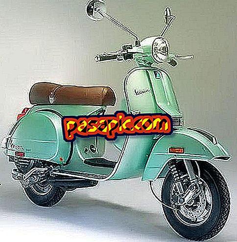 Kako izbrati motorno kolo - motorna kolesa