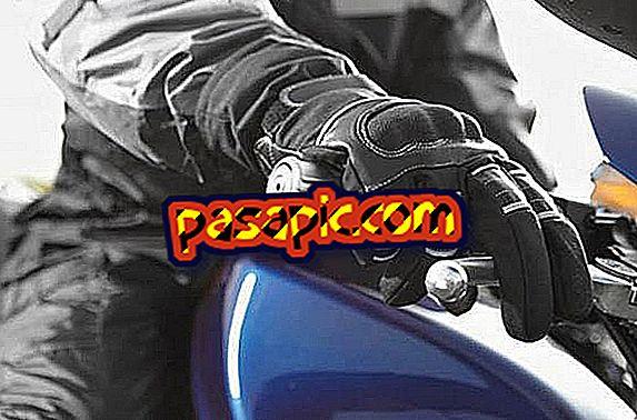 Kako izbrati rokavice za motorno kolo - motorna kolesa