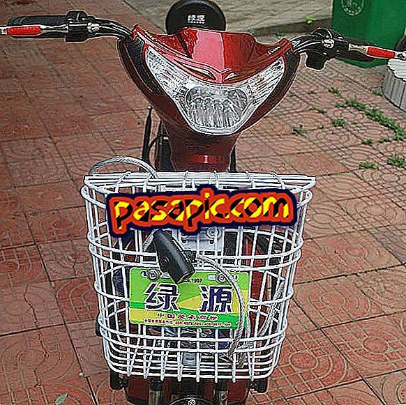 Kako deluje električno motorno kolo - motorna kolesa