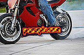 Kako izbrati pnevmatike za motorna kolesa - motorna kolesa