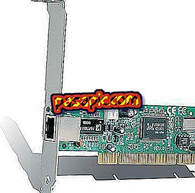 Kā atrast Ethernet MAC adresi