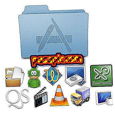 Come rimuovere icone dalla cartella Applicazioni su un Mac - computer