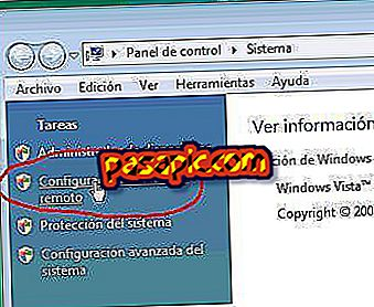 Come connettersi a un desktop remoto con Windows Vista - computer