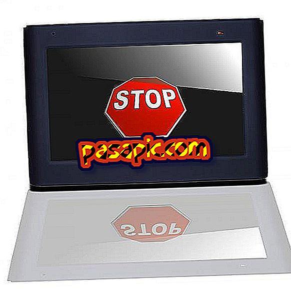 Come ottenere un monitor per non entrare in modalità standby