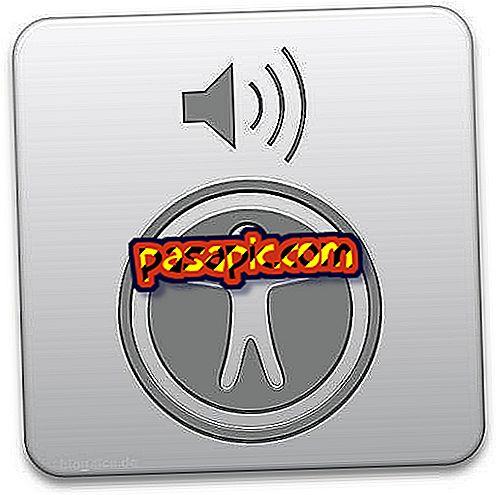Come disattivare VoiceOver su Mac - computer