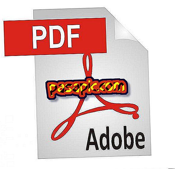 Come sbloccare un pdf - computer