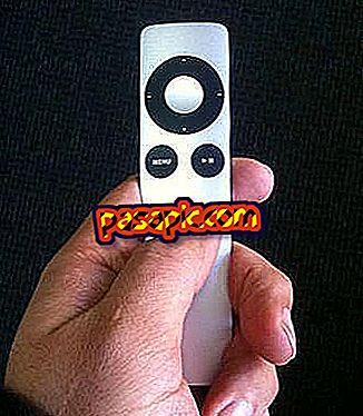 توصيل أجهزة Mac بجهاز Apple Remote