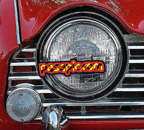 Kuidas autode esilaternaid reguleerida - autode remont ja hooldus