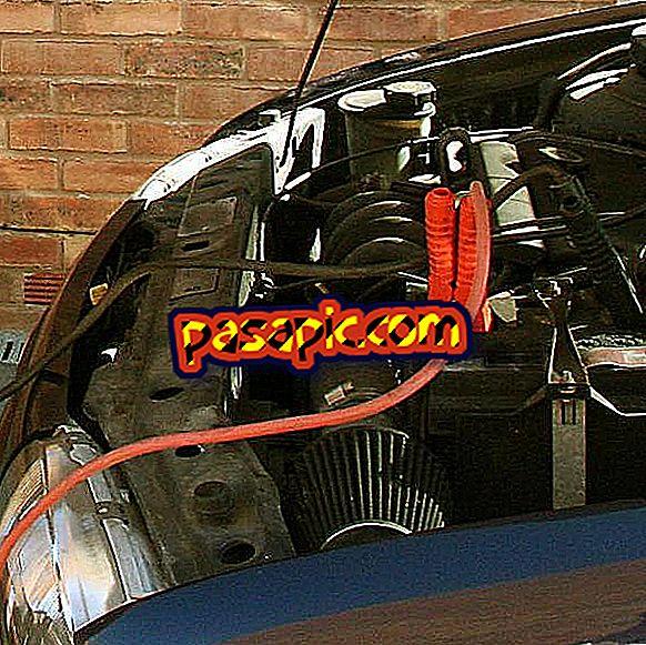 Kako očistiti bateriju automobila