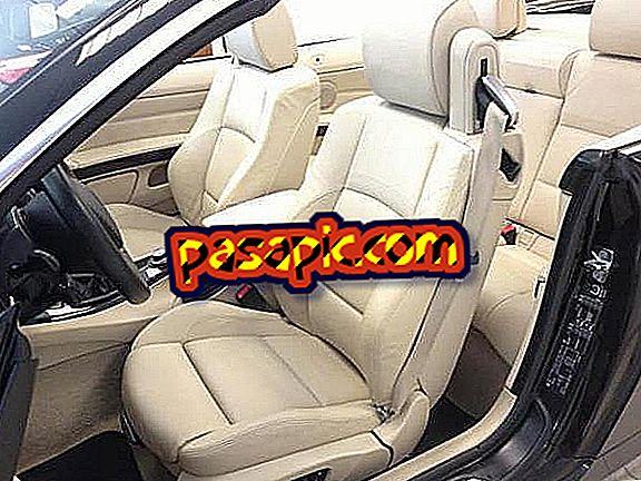 कार की चमड़े की सीटों को कैसे साफ करें