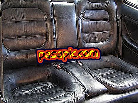 How to care for the car's leather seats - repair and maintenance of cars
