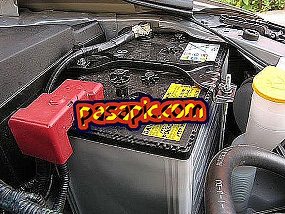 Kuidas eemaldada auto aku - autode remont ja hooldus