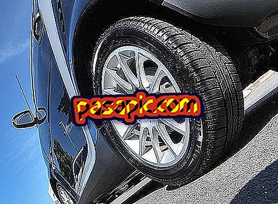 Kuidas hoolitseda auto rataste eest - autode remont ja hooldus