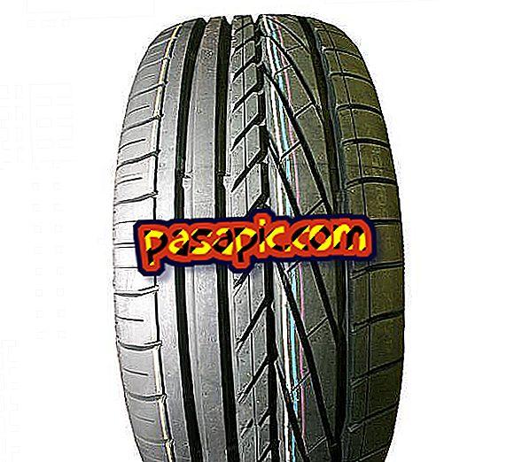 Come prendersi cura dei pneumatici per auto - riparazione e manutenzione di automobili