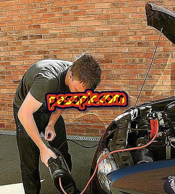 Come caricare la batteria dell'auto - riparazione e manutenzione di automobili