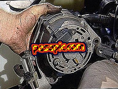 How to change the car alternator - repair and maintenance of cars