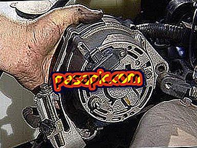 So wechseln Sie die Lichtmaschine - Reparatur und Wartung von Autos
