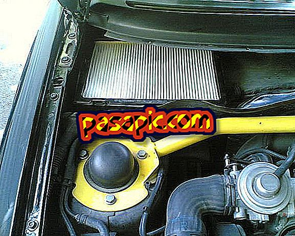 Kuidas muuta autode õietolmu filtrit - autode remont ja hooldus