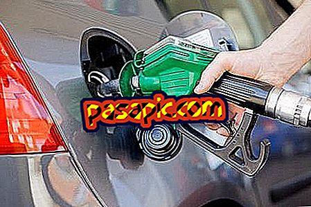 Kuidas hoolitseda bensiinimootori eest - autode remont ja hooldus