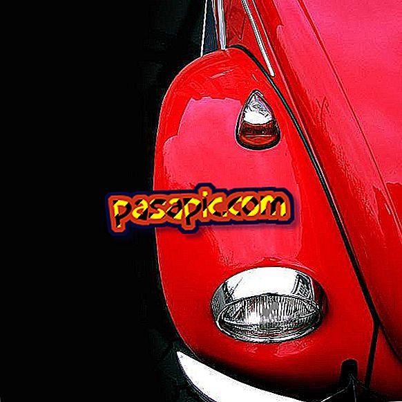 Come prendersi cura della vernice dell'auto - riparazione e manutenzione di automobili