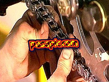 When to change the chain of my motorcycle - repair and maintenance of motorcycles