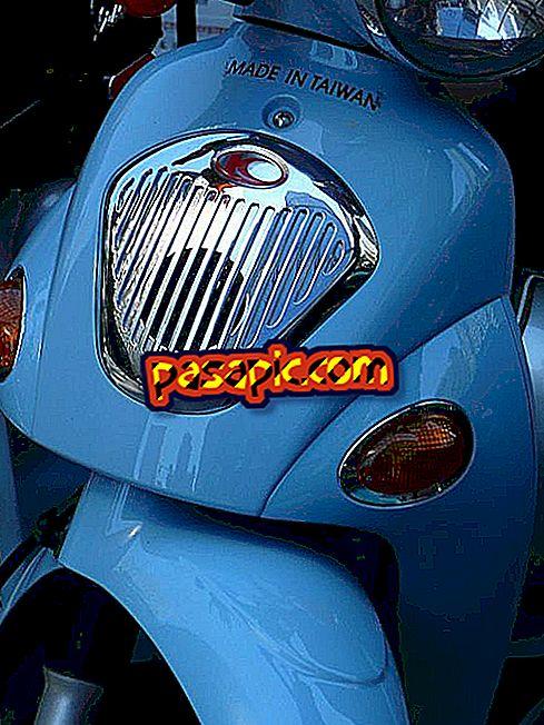 Cosa fare se la mia moto si riempie - riparazione e manutenzione di motocicli