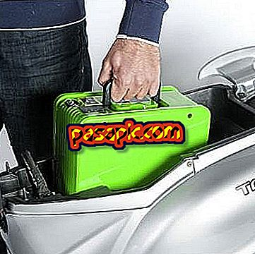 How to keep my motorcycle's battery - repair and maintenance of motorcycles